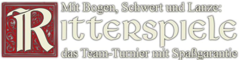 03273 other ages Schriftzug Ritterspiele