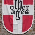 Banner oa weiß