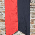 Banner schwarzrot